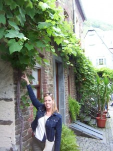 Vine-Covered Bernkastel