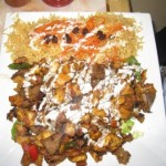 Mixed Gyro Platter