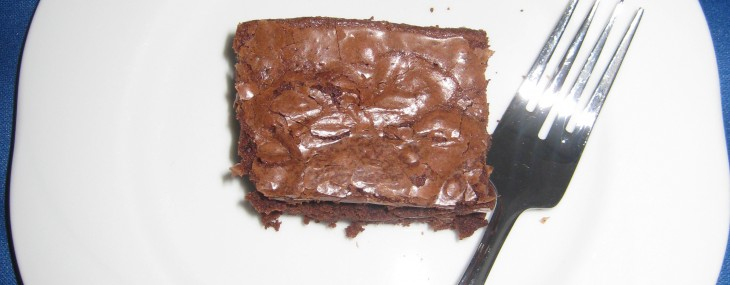Ghirardelli Dark Fudgy Brownies