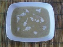 Cream of Leek and Celery Soup