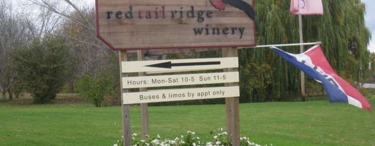 Red Tail Ridge Winery – Thinking Green on Seneca Lake