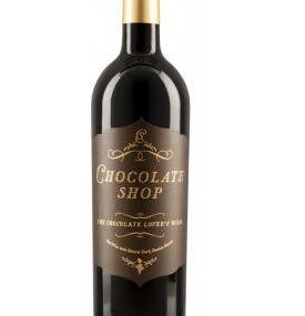 Chocolate Shop – Chocolate Red Wine