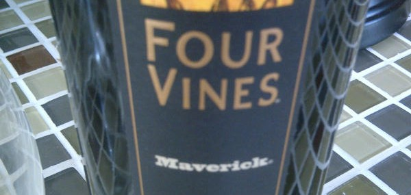 2009 Four Vines The Maverick Zinfandel