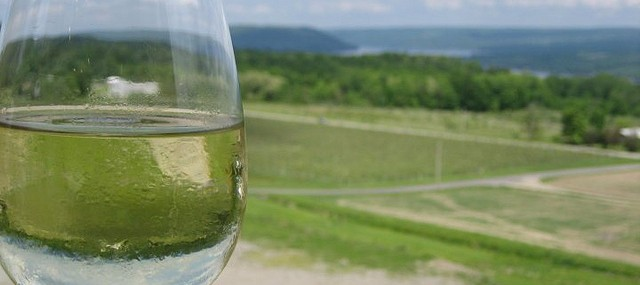 May is Riesling Month in the Finger Lakes