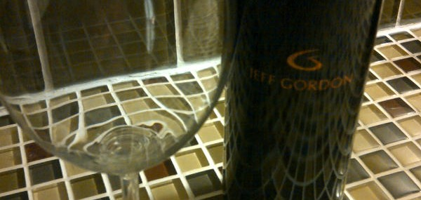 2008 Jeff Gordon Cellars Napa Valley Joie De Vivre