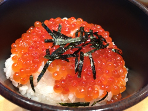 Japanese Rice with Roe