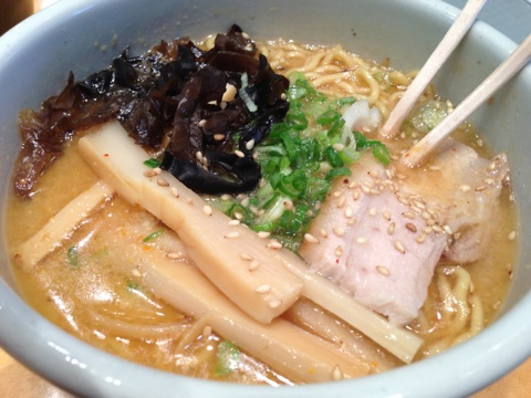 Ramen with Pork Belly