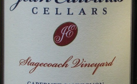2009 Jean Edwards Stagecoach Vineyard Cabernet Sauvignon