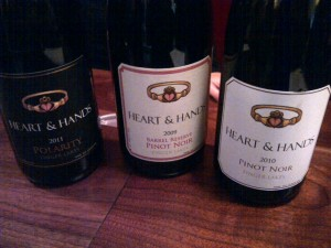 Heart & Hands Wines