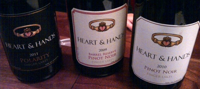 Heart & Hands Wine Company – Pinot Noir and Beyond