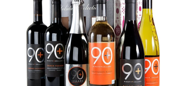 Holiday Gift That Keeps On Giving – 90+ Cellars Wine Club