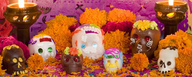 5 Easy Day of the Dead Dishes