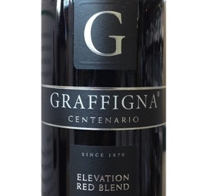 2012 Graffigna Centenario Elevation Red Blend