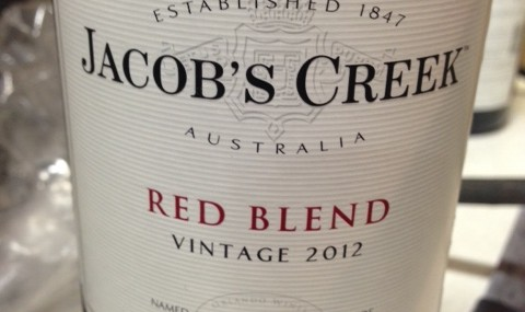 2012 Jacob's Creek Red Blend