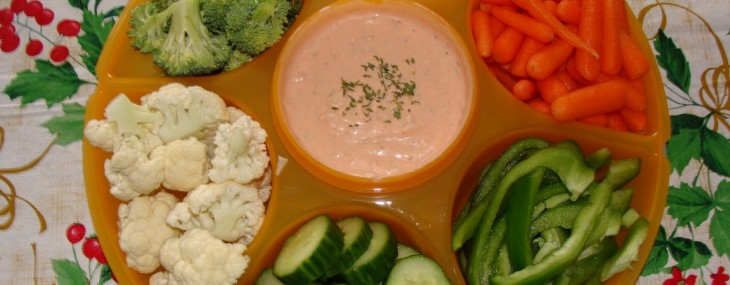 Tangy Maple Dip