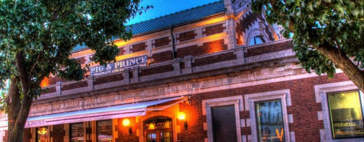 Pig & Prince Hosts Gil Family Estates Wine Dinner