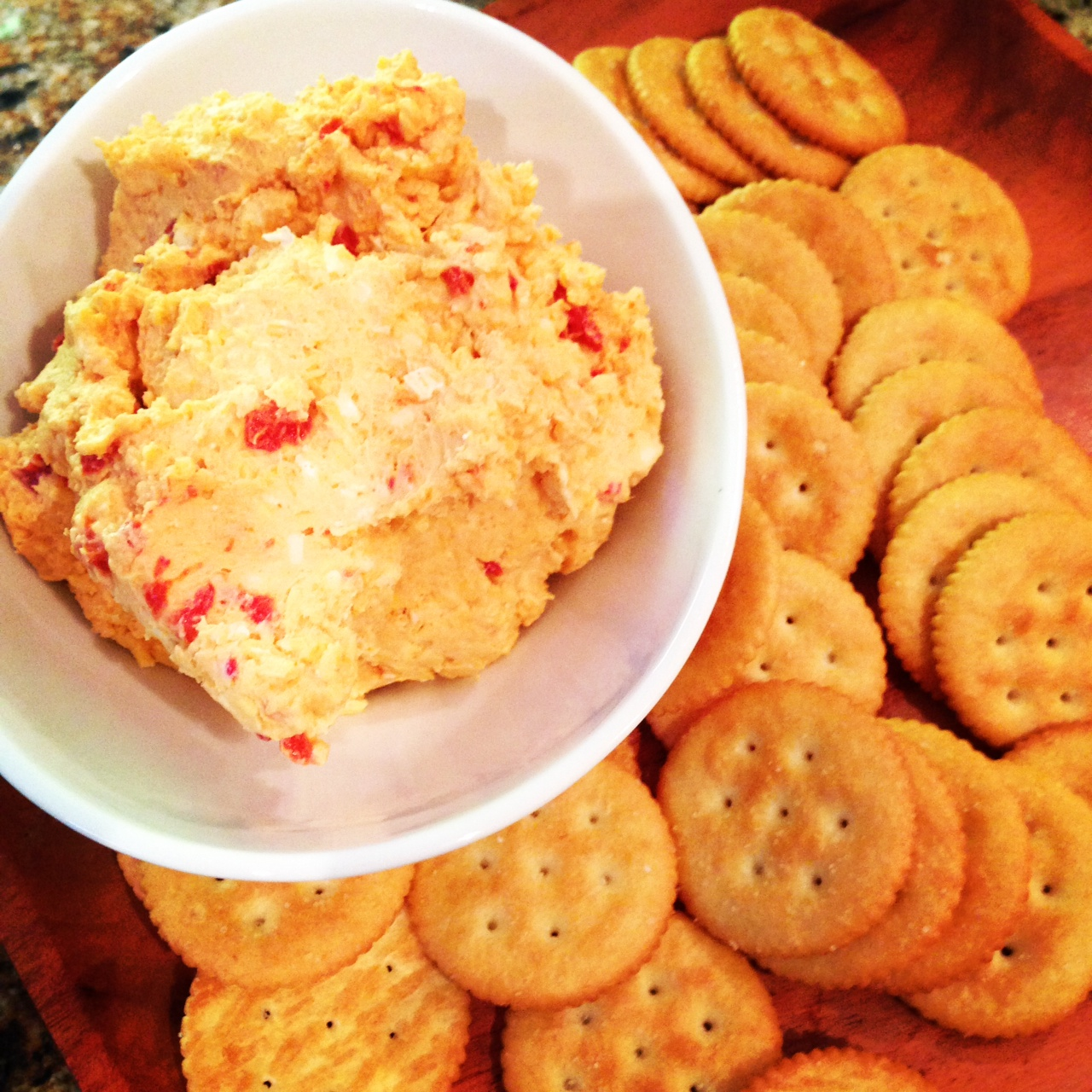 Rachel Wharton's Pimento Cheese Recipe — Dishmaps
