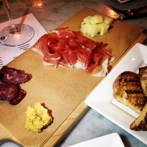 Cured Meats & Cheese