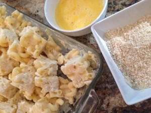 Mac & Cheese Components