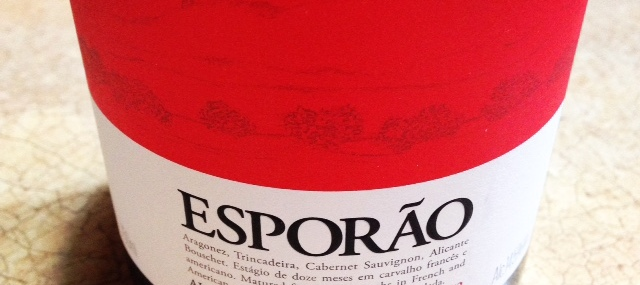2012 Esporao Reserve Red