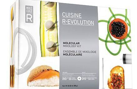 UncommonGoods Introduces me to Molecular Gastronomy at Home