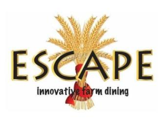 Escape Charity Dinner Featuring Chef David Viana