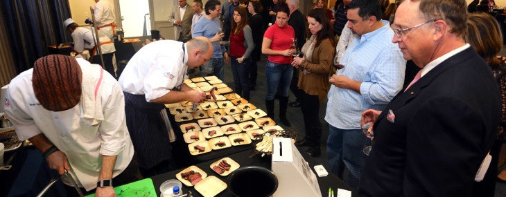 Garden State Chef Throwdown at NJ Wine & Food Festival