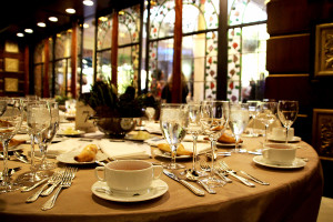 Gala Dinner by Christina Nuzzo | LifeMosaic Photography