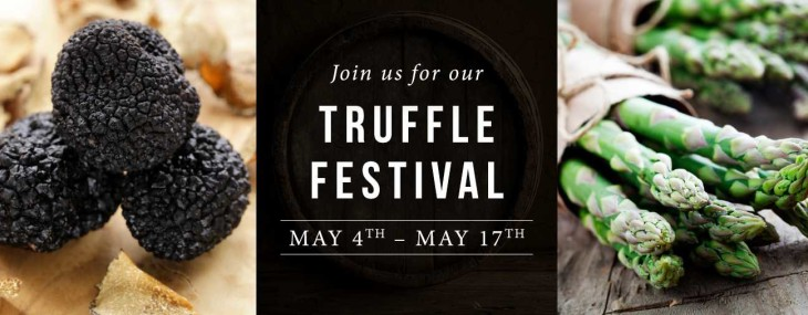 Spring Truffle Festival at Spuntino Wine Bar