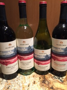 Two Lands Wines