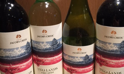 Virtual Tasting – Jacob's Creek Two Lands