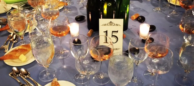 Montclair Food & Wine Festival Gala Dinner Recap