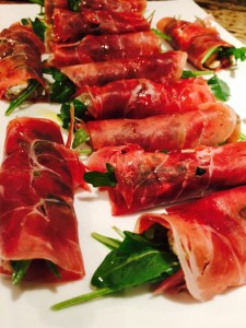 Proscuitto Rolls
