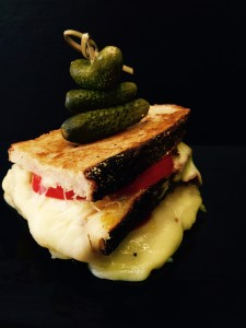 Duck Fat Grilled Cheese _ pig and prince