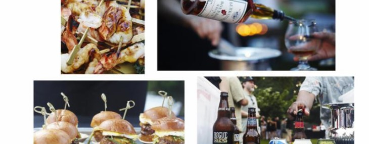 2016 Montclair Food & Wine Festival: BBQ, Bourbon, Biergarten