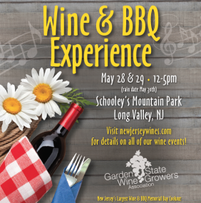Wine & BBQ Experience on Memorial Day Weekend