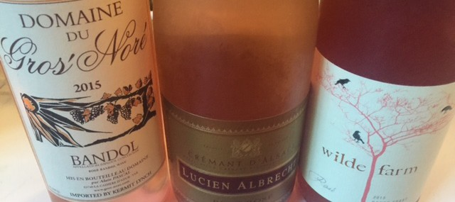 Top Rosé Wines for the Summer
