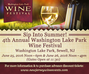 Fourth Annual Sip into Summer Washington Lake Park Wine Festival