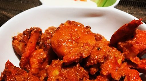 Buffalo Shrimp – Hooters Copycat