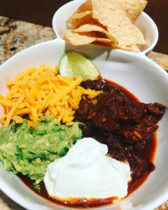 Texas Style Beef Chili