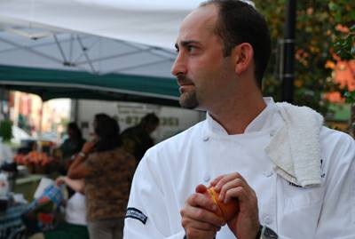 Todd Villani Featured Chef at Viaggio