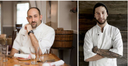 Jersey Tomato Dinner with Todd Villani & Robbie Felice