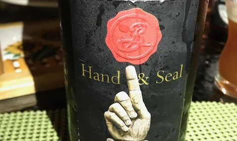 Brooklyn Brewery Hand & Seal