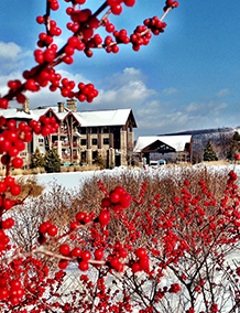 Holiday Festivities at Crystal Springs Resort