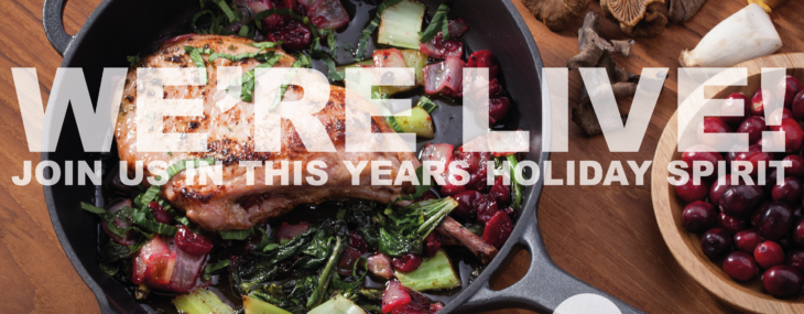 Care for Hunger Cast Iron Skillets Launch