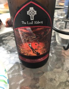 The Lost Abbey Deliverance